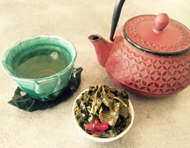 Milky Oolong - Tea & Ty 5