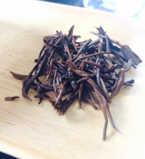 Tan Yang gong fu thé câlin 2