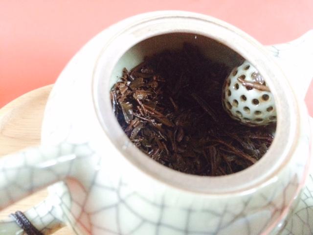 Organic Makurazaki Black Tea Hime Hikari 0